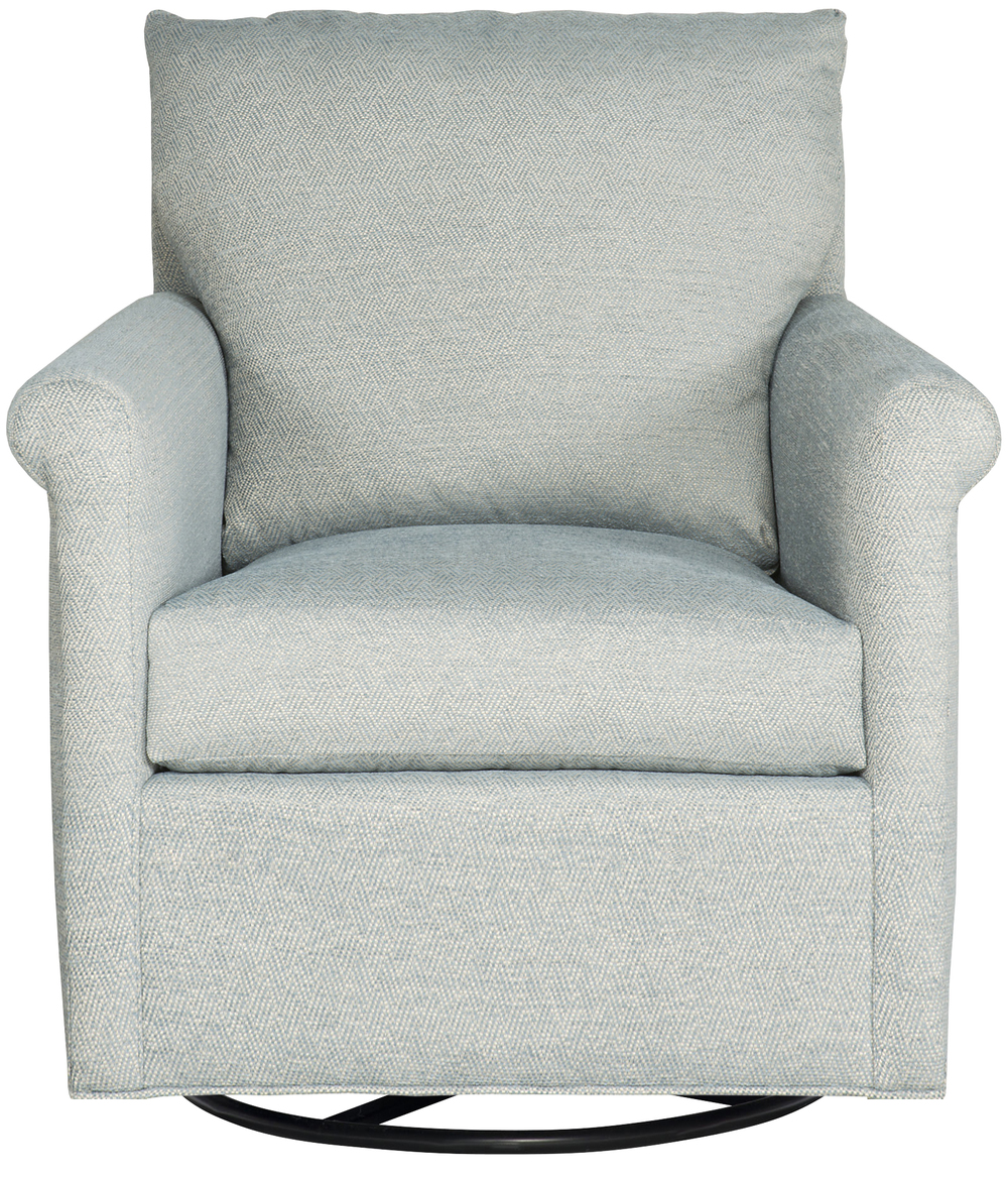 Vanguard Furniture - Gwynn Swivel Glider