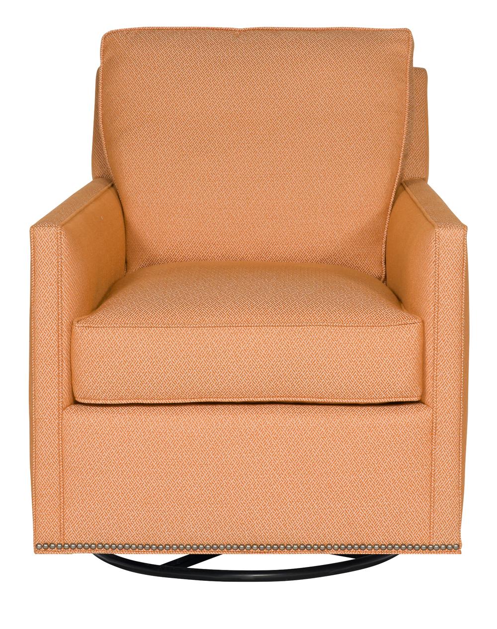 Vanguard Furniture - Katie Swivel Glider