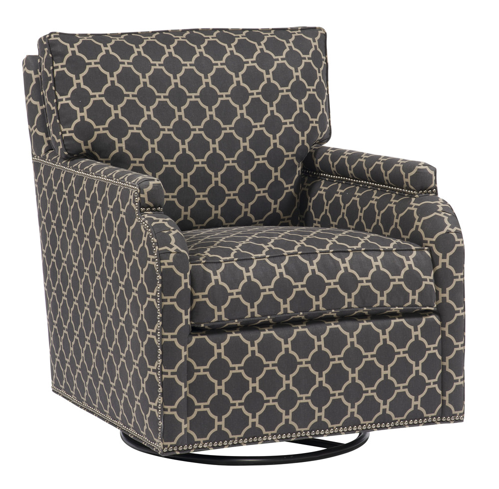 Vanguard Furniture - Ginger Swivel Glider