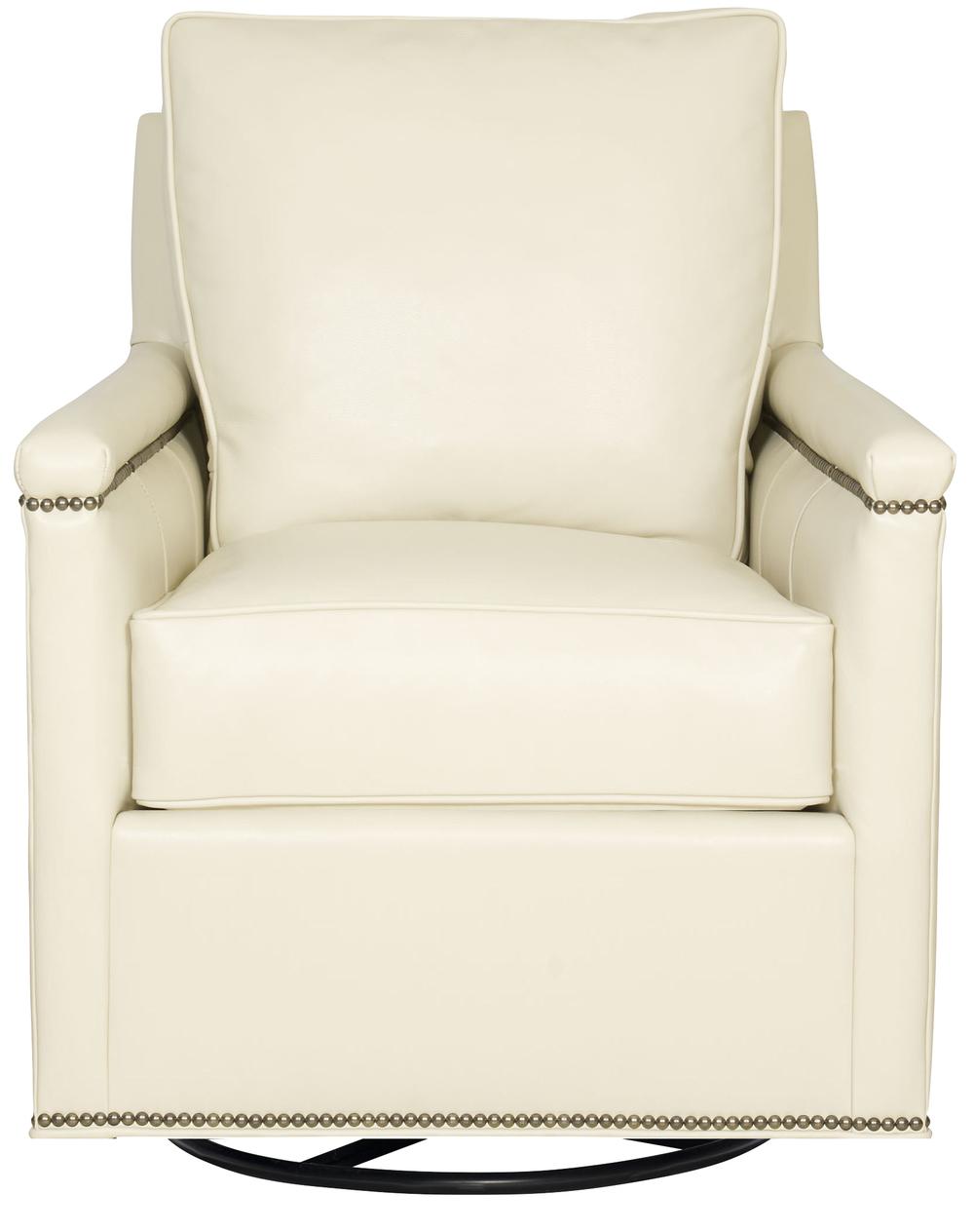 Vanguard Furniture - Liz Swivel Glider