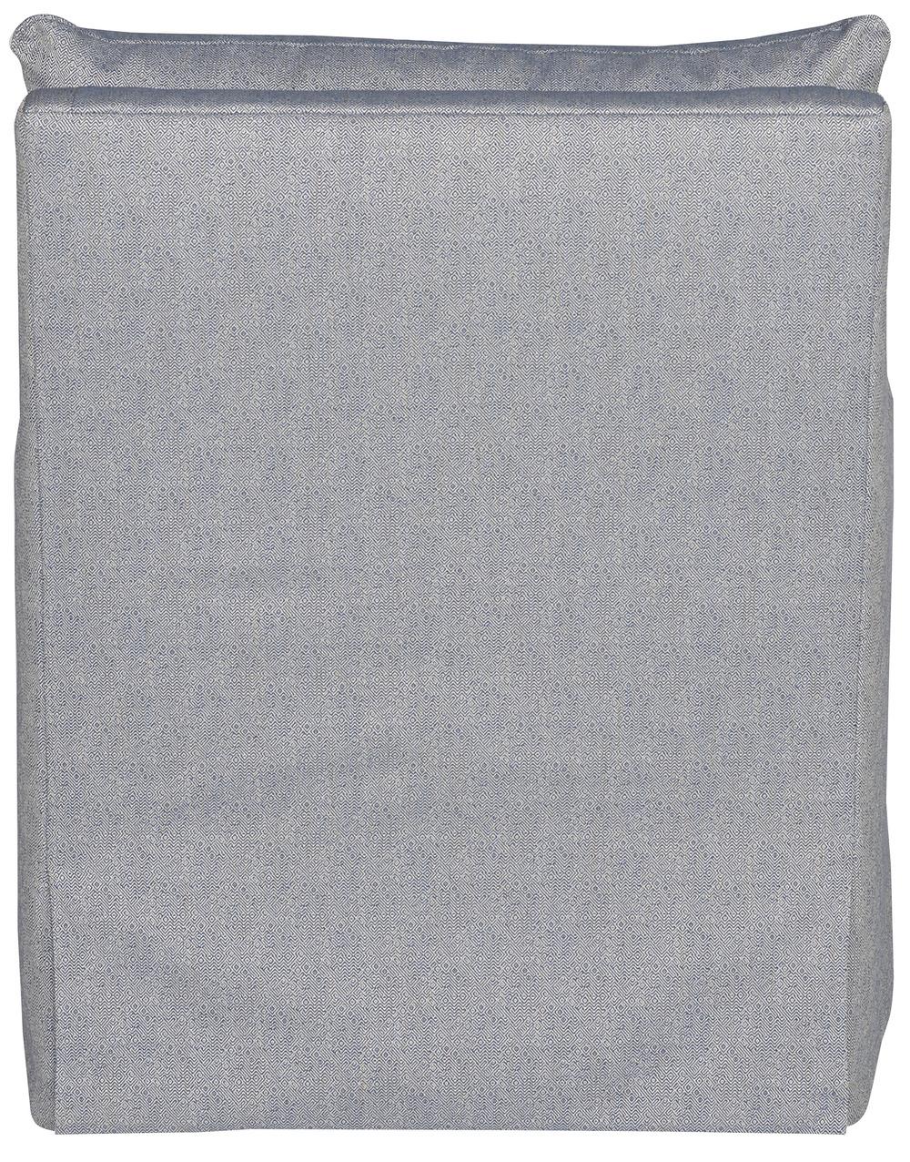 Vanguard Furniture - Plain Waterfall Skirt Swivel Chair