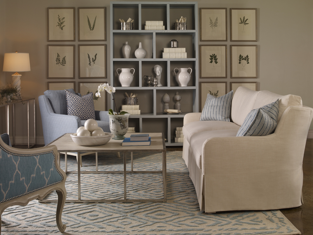 Vanguard Furniture - Fisher Chair