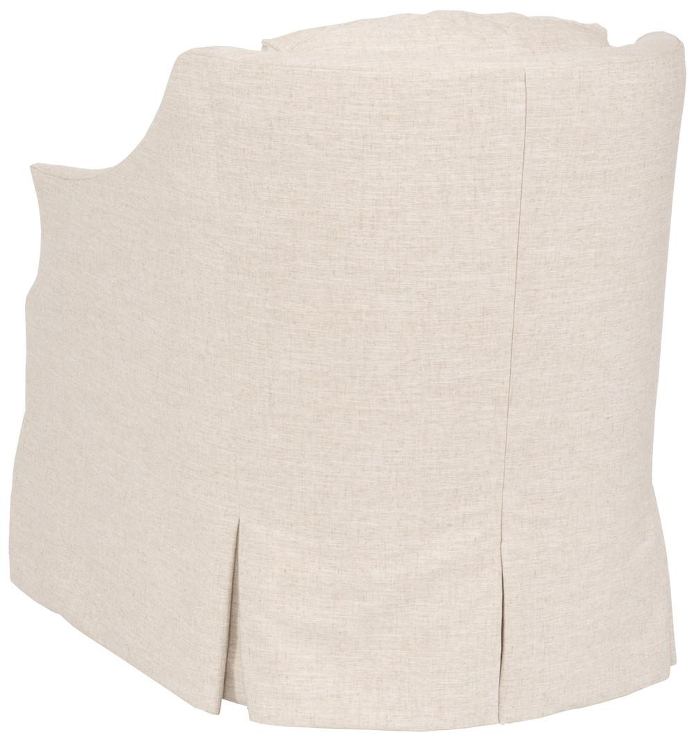 Vanguard Furniture - Abigail Waterfall Skirt Chair