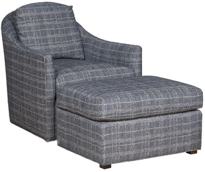 Thumbnail of Vanguard Furniture - Ferrin Swivel Chair and Ottoman