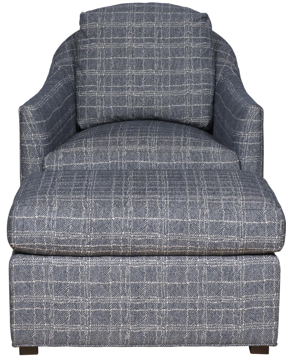 Vanguard Furniture - Ferrin Swivel Chair and Ottoman