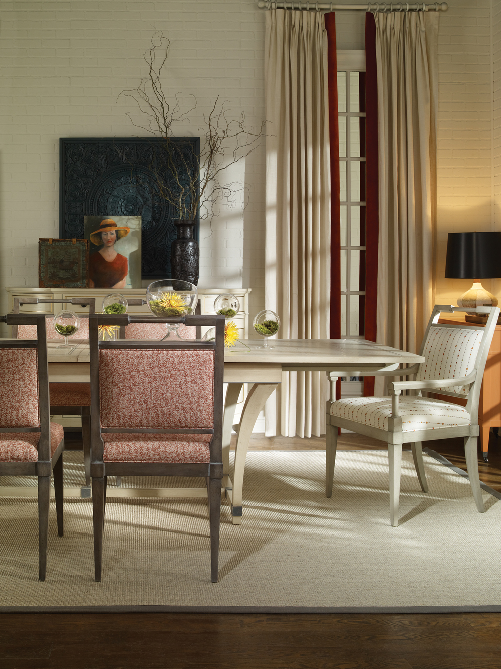VANGUARD FURNITURE COMPANY - Maria Dining Side Chair