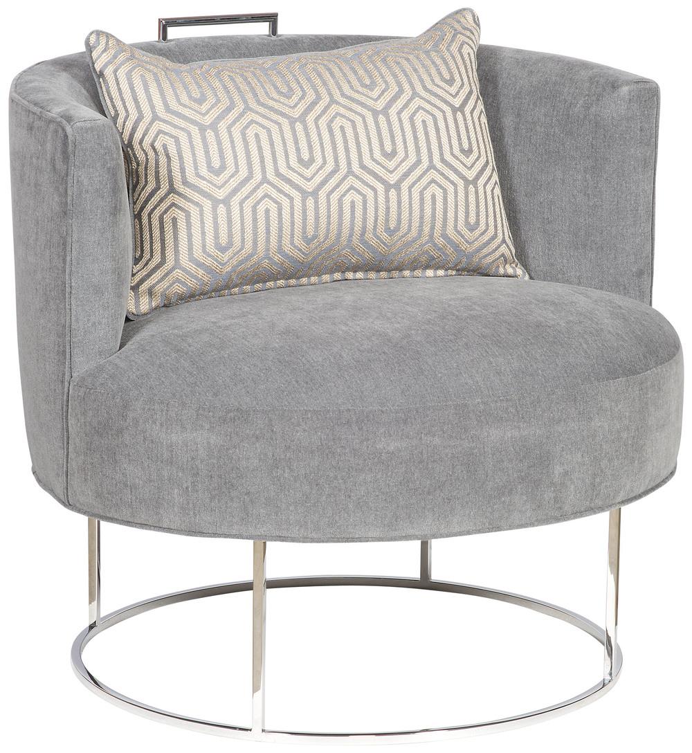 Vanguard Furniture - Roxy Plain Swivel Chair