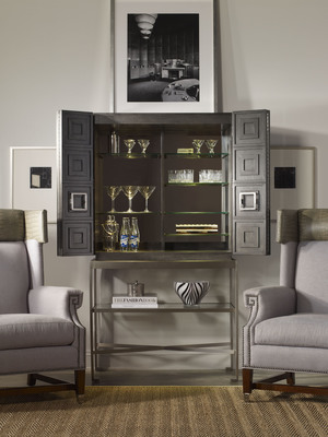 Thumbnail of Vanguard Furniture - Knickerboker Bar Cabinet