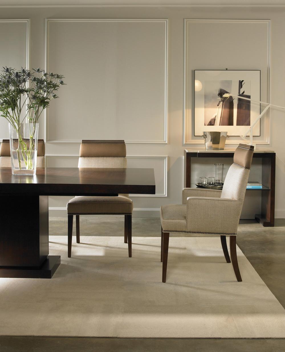 Vanguard Furniture - Bradford Dining Table