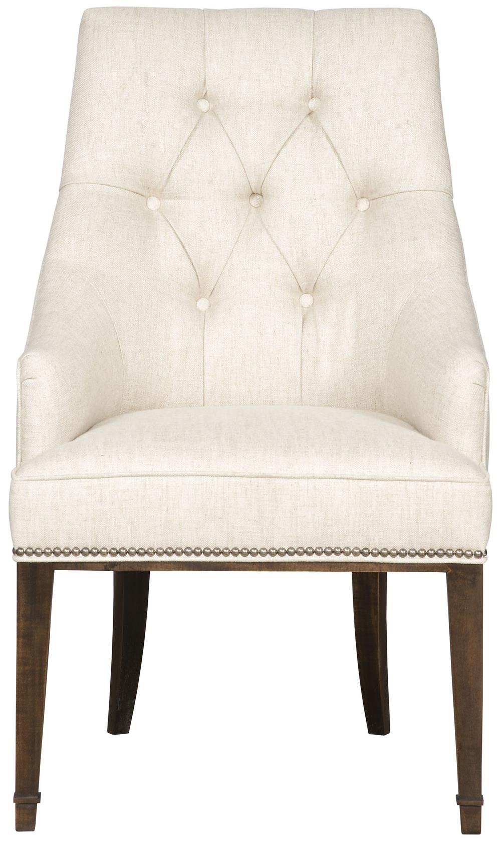 Vanguard Furniture - Brinley Tufted Arm Chair