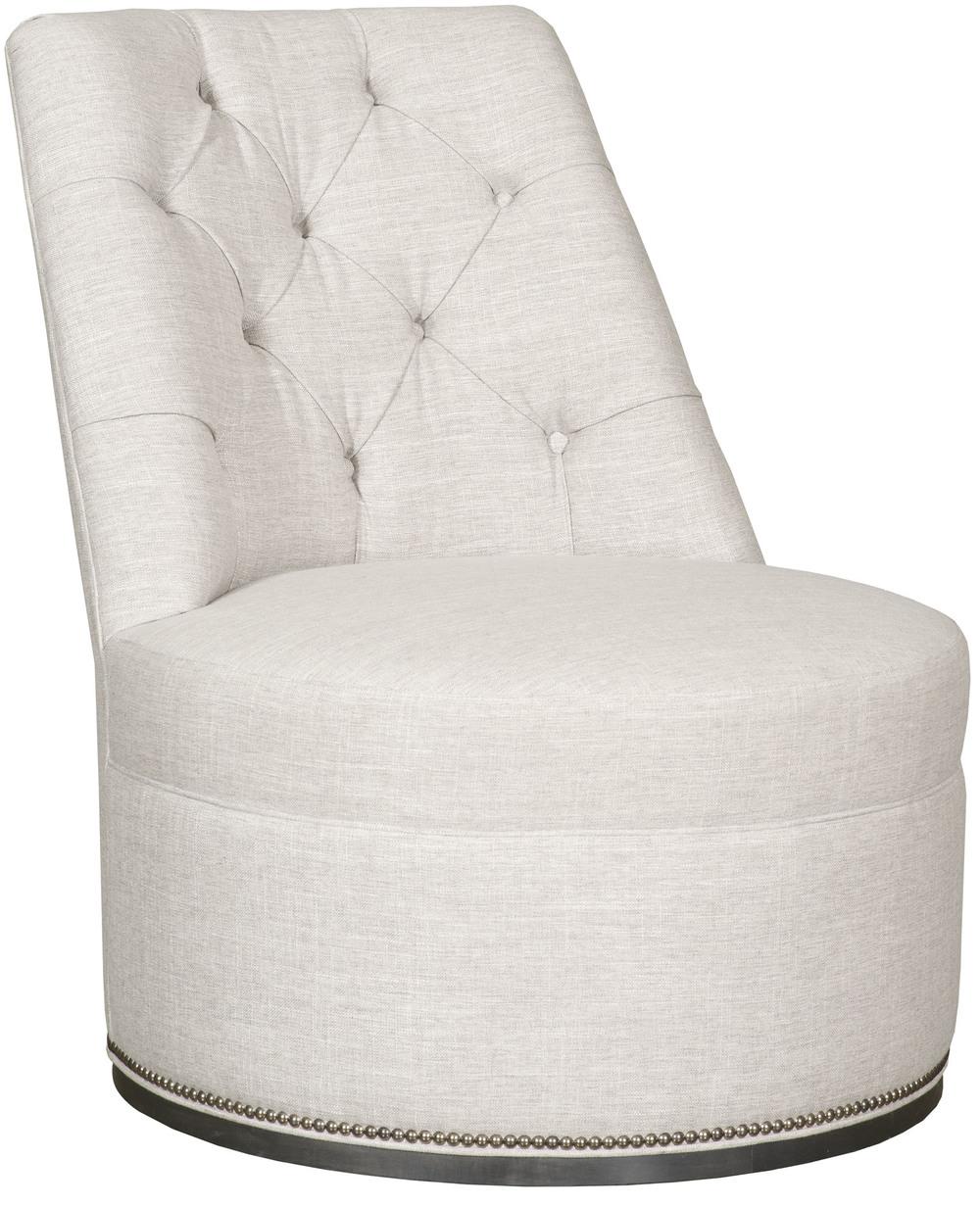 Vanguard Furniture - Malloy Swivel Chair