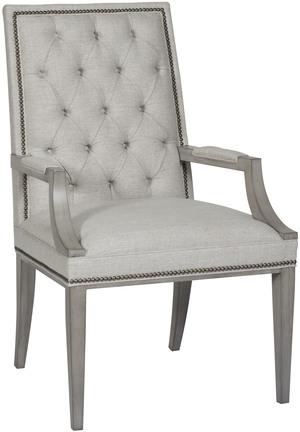 Thumbnail of Vanguard Furniture - Hanover Button Back Arm Chair
