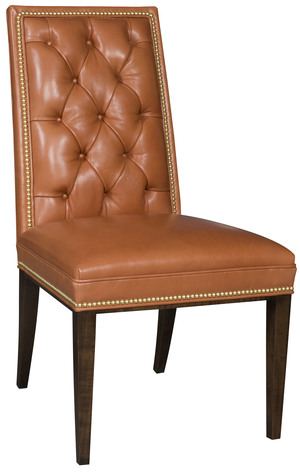 Thumbnail of Vanguard Furniture - Hanover Button Back Side Chair
