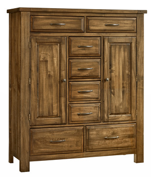 Thumbnail of Vaughan Bassett - 8 Drawer/2 Door Sweater Chest