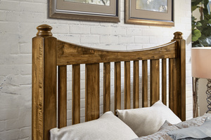 Thumbnail of Vaughan Bassett - Slat Poster Bed With Storage Footboard