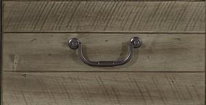 Thumbnail of Vaughan Bassett - Standing 5 Drawer/1 Door Chest