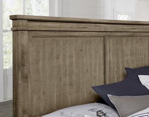 Thumbnail of Vaughan Bassett - Mansion Bed With Platform Base