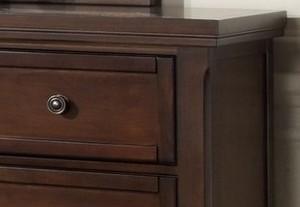 Thumbnail of Vaughan Bassett - 7 Drawer Storage Triple Dresser