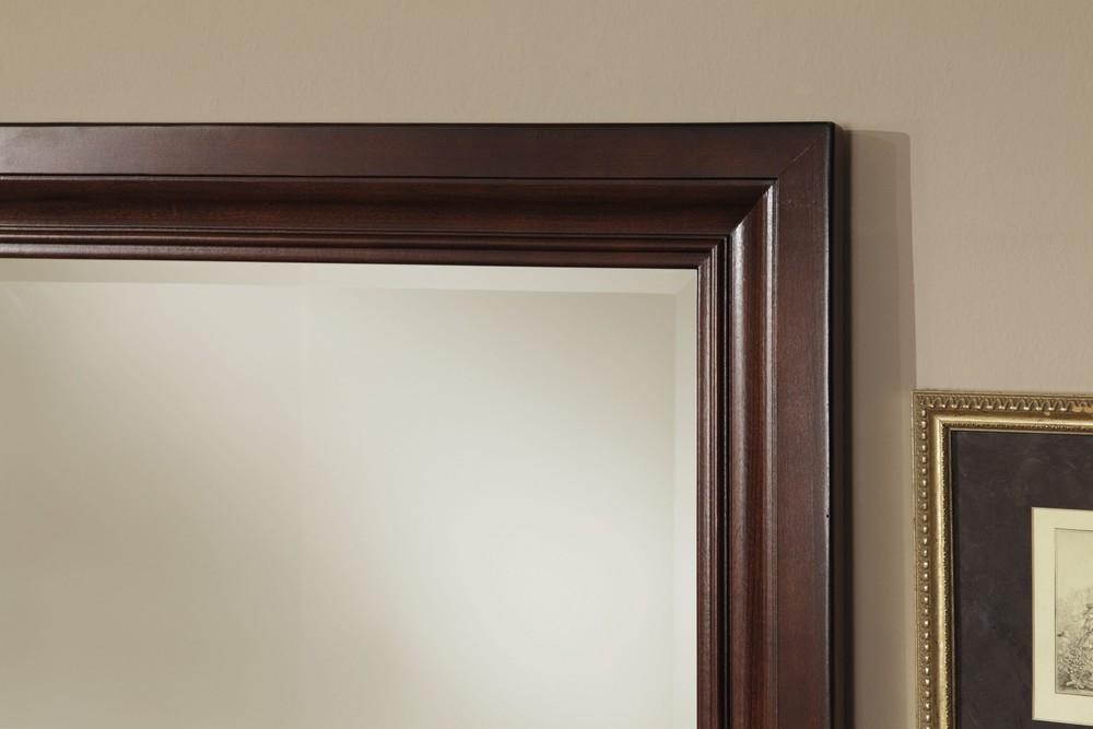 Vaughan Bassett - Landscape Dresser Mirror