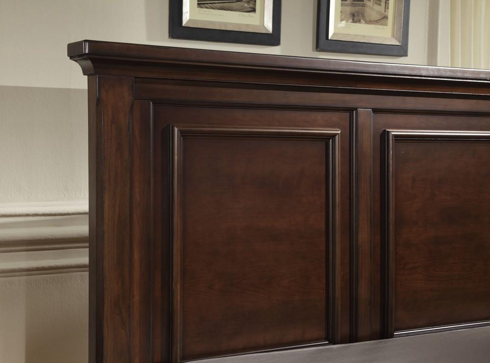 Vaughan Bassett - Mansion Storage Bed