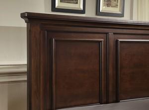Thumbnail of Vaughan Bassett - Mansion Storage Bed