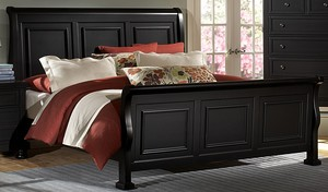 Thumbnail of Vaughan Bassett - Sleigh Bed