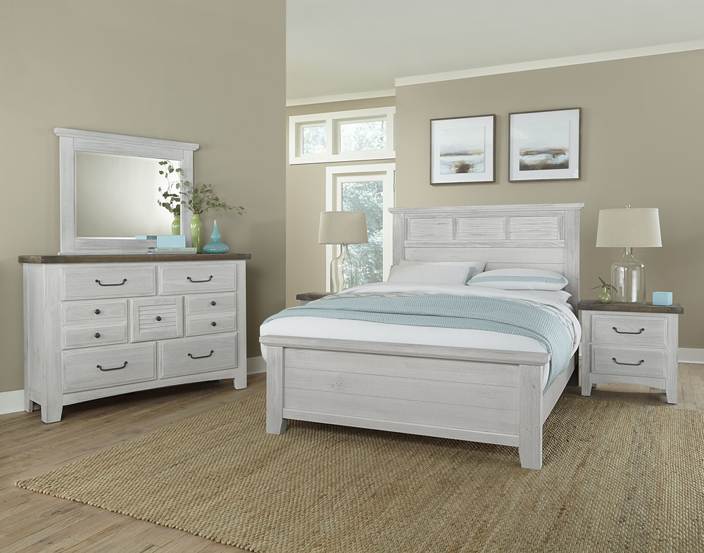 Vaughan Bassett - Louver Bed