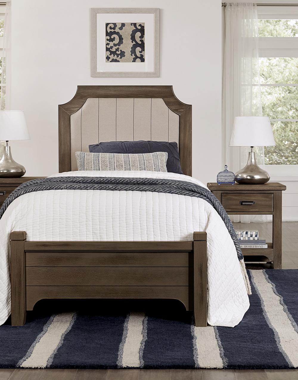 Vaughan Bassett - Upholstered Bed
