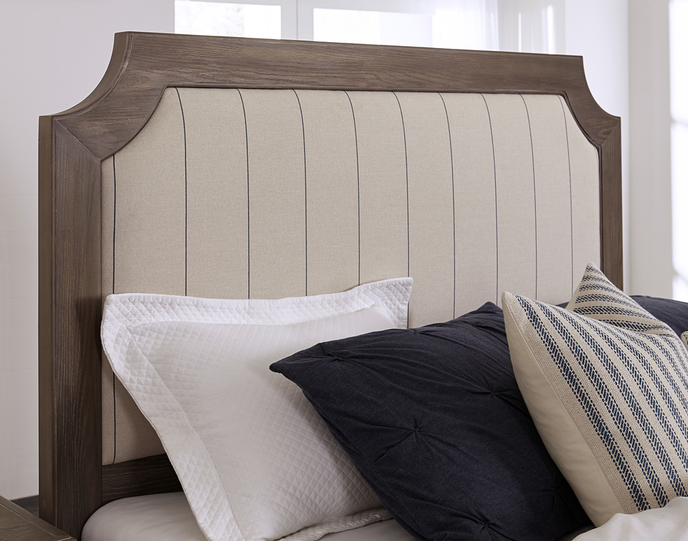 Vaughan Bassett - Upholstered Storage Bed