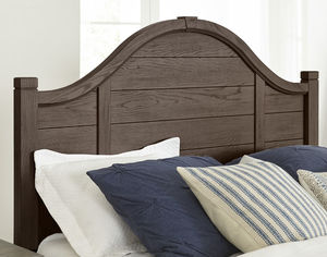 Thumbnail of Vaughan Bassett - Arched Bed With Platform Base