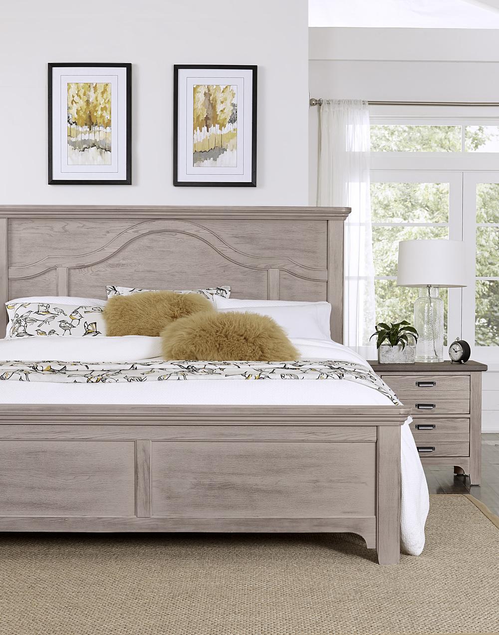 Vaughan Bassett - Mantel Bed