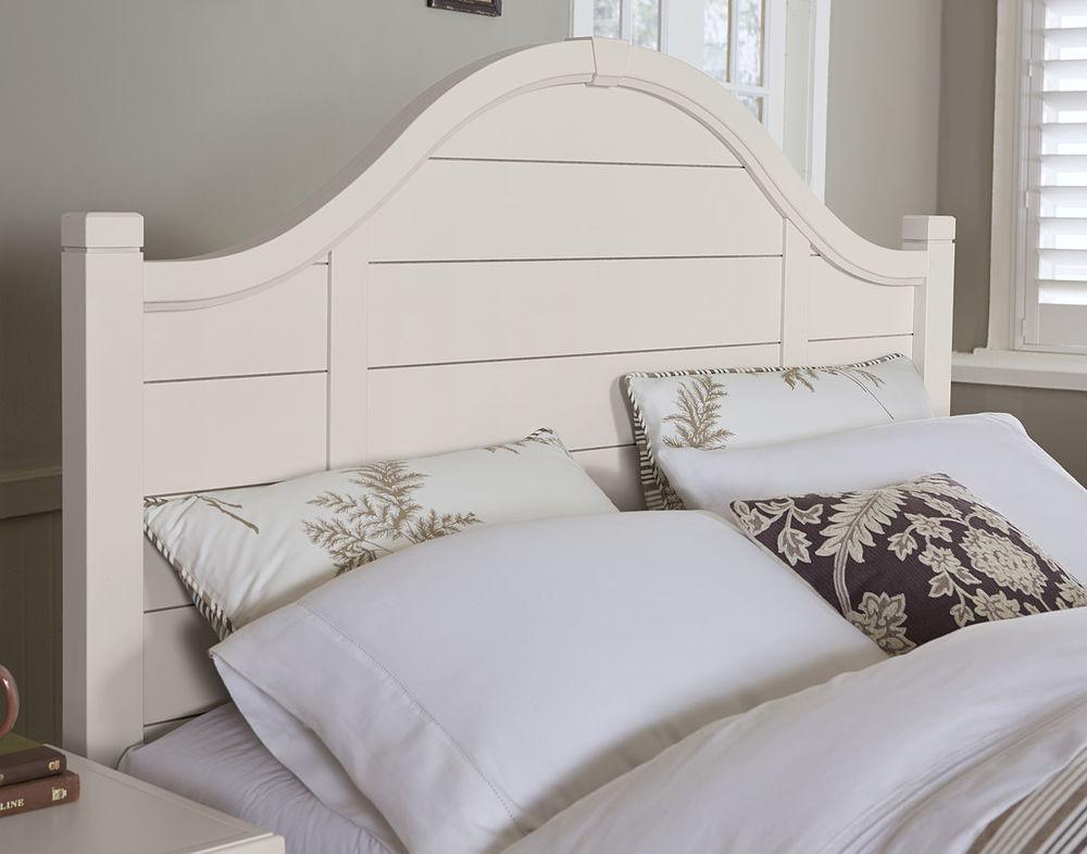 Vaughan Bassett - Arch Storage Bed