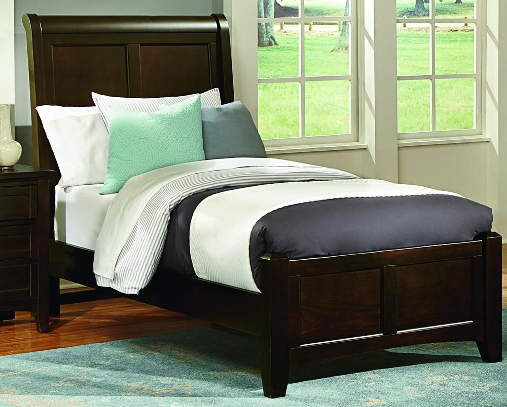 Vaughan Bassett - Sleigh Bed