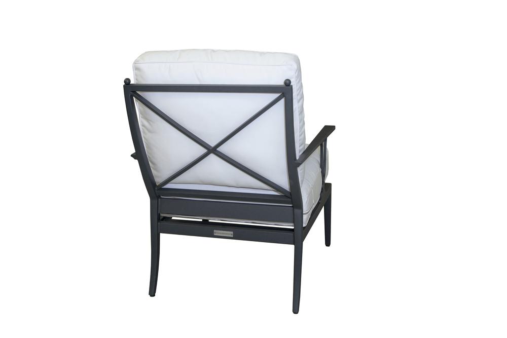 Lane Venture - Lounge Chair w/ X-Back