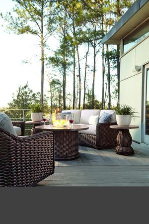 Thumbnail of Lane Venture - Swivel Glider Lounge Chair