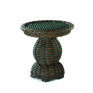 Thumbnail of Lane Venture - Round End Table, Woven