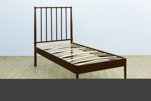 Thumbnail of Wesley Allen - Headboard with Three Side Metal Profile