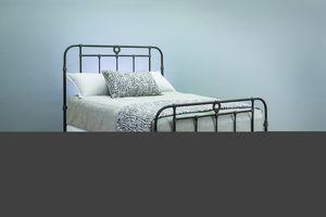 Thumbnail of Wesley Allen - Complete Bed with Metal Profile
