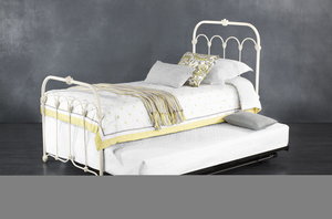 Thumbnail of Wesley Allen - Complete Bed Slatted Frame with Trundle