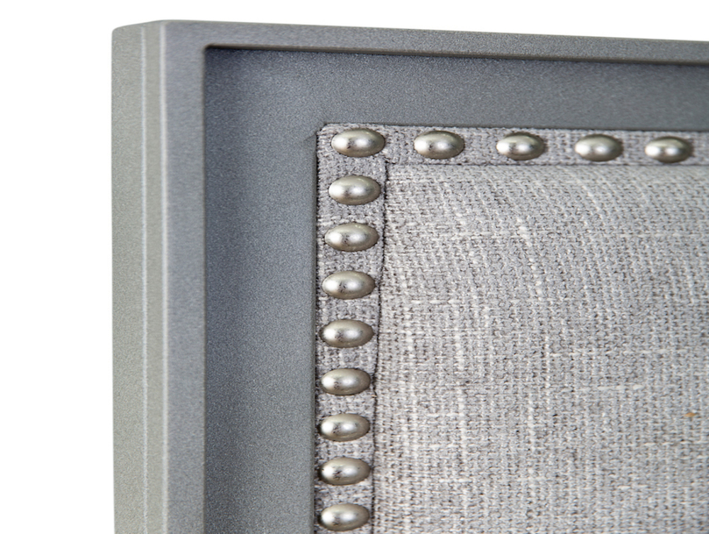Wesley Allen - Headboard with Fabric Surround
