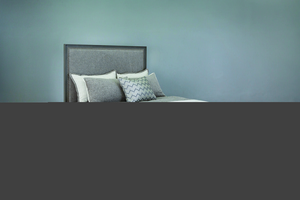 Thumbnail of Wesley Allen - Headboard with Fabric Surround