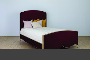 Thumbnail of Wesley Allen - Complete Bed with Fabric Sides