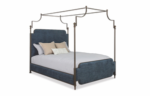 Thumbnail of Wesley Allen - Complete Bed with Canopy And Fabric Sides