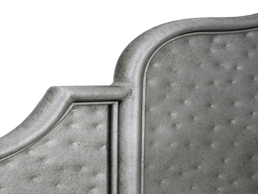 Wesley Allen - Abington Complete Bed with Metal Profile