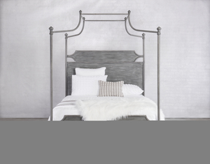 Thumbnail of Wesley Allen - Complete Bed with Canopy And Metal Sides
