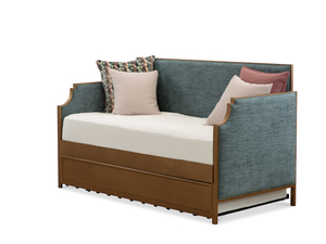 Thumbnail of Wesley Allen - Day Bed with Profile & Metal Facing
