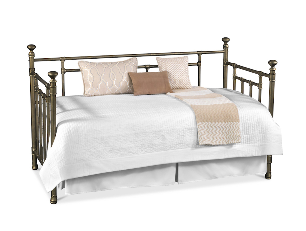 Wesley Allen - Day Bed with Slatted Frame