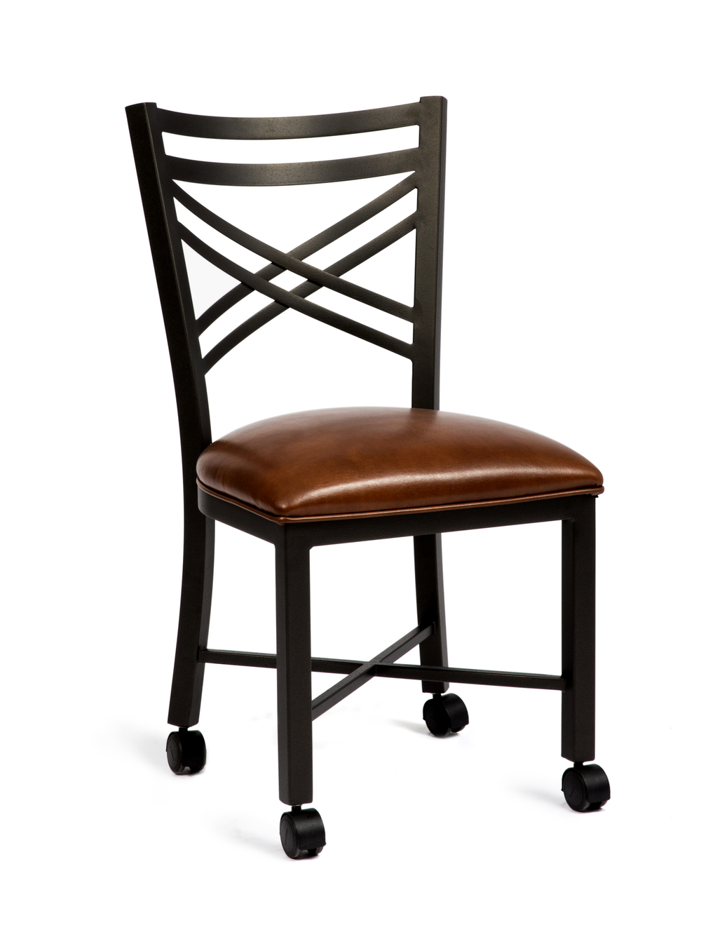 Wesley Allen - Chair with Casters