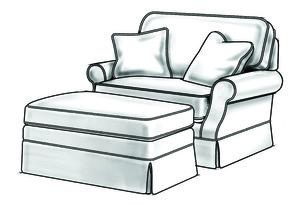 Thumbnail of Wesley Hall - Reynolds Chair & 1/2