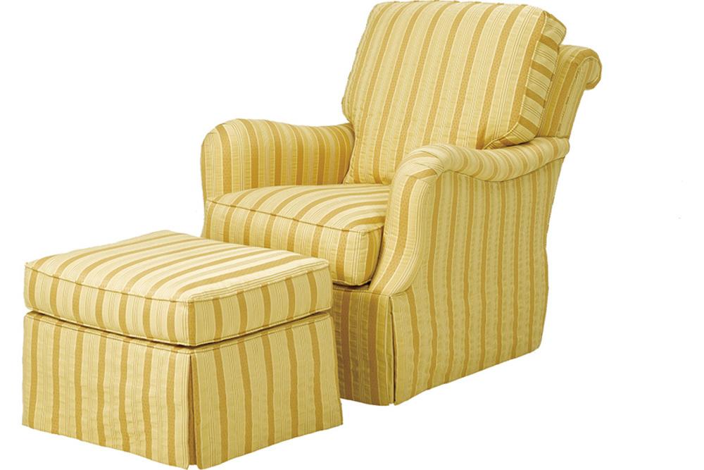 Wesley Hall - Stanhope Chair